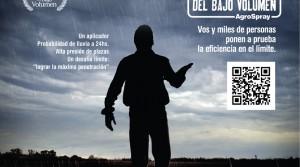 "AgroSpray Gráfica: ""La Lluvia"""