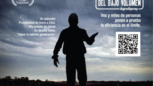 AgroSpray Gráfica: «La Lluvia»
