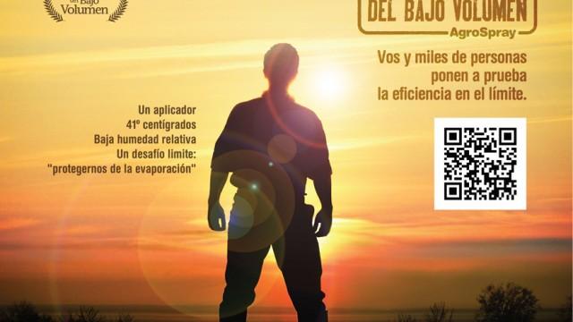 AgroSpray Gráfica: «La Seca»