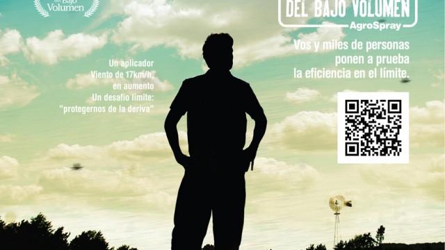 """AgroSpray Gráfica: """"El Viento"""""""