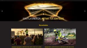 Vértigo Sitio Web