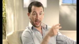 "Domus, Spot TV: ""Sensidientes"""